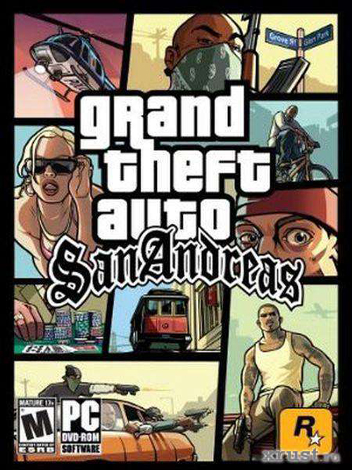GTA San Andreas (2005/ RUS/ original)