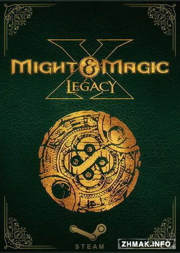 Might Magic X - Legacy
